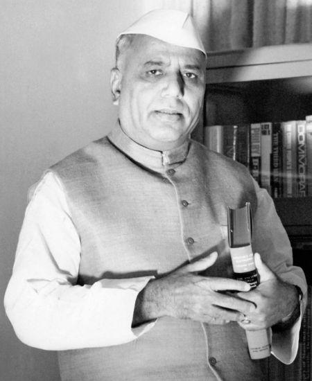 Yashwantrao-Chavan photo